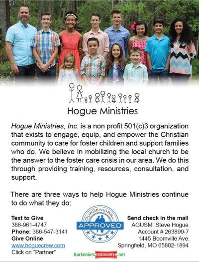 Hougue Ministries