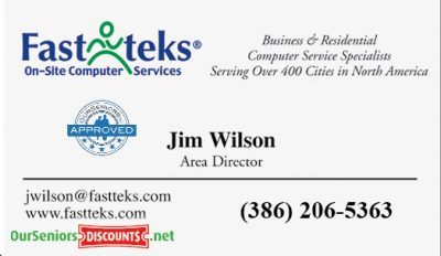 Fast Teks On-site Computer Service
