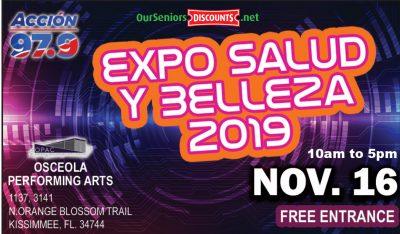 Expo Salud y Belleza 2019