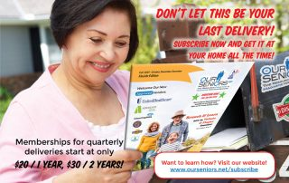 Ourseniors.net magazine subscription