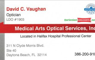 Medical Arts Optical Services
