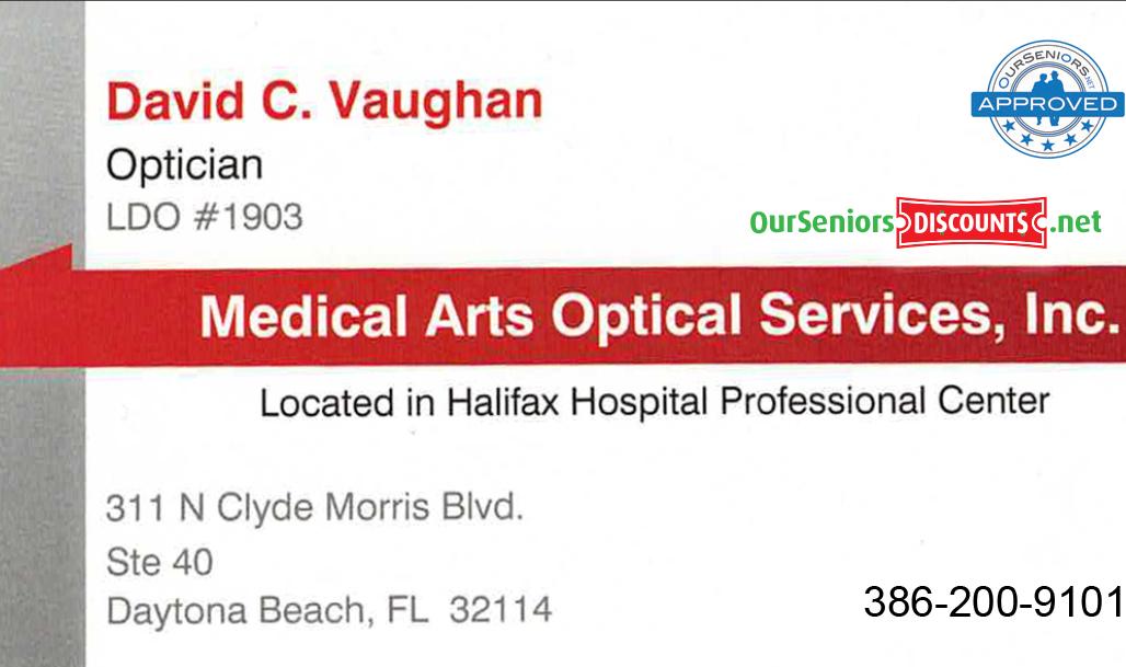 Medical Arts Optical Services