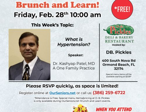 Brunch and Learn Feb 28