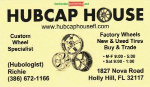Hubcap House