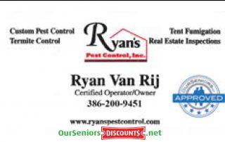 Ryan's Pest Control