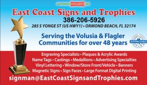 East Coast Signs and Trophies