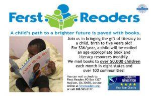 Ferst Readers
