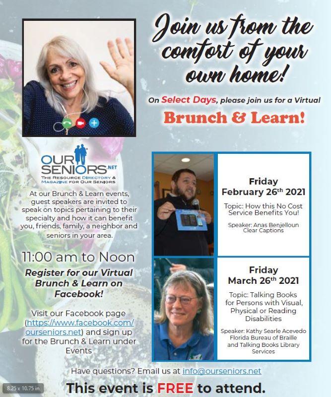 Brunch & Learn