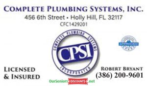 Complete Plumbing Systems